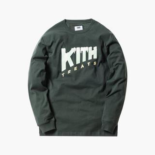 KITH TREATS 17AW MELTING XS Tシャツ ロンT 新品(Tシャツ/カットソー(七分/長袖))