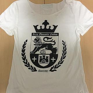 セクシーダイナマイト(SEXY DYNAMITE)のSEXY DYNAMITE LONDON ダメージTシャツ(Tシャツ(半袖/袖なし))