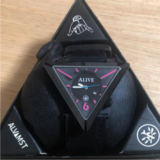 アライブアスレティックス(Alive Athletics)のアライブ ALIVE 時計(腕時計(アナログ))