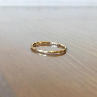 ココシュニック(COCOSHNIK)のココシュニック K10 リング(リング(指輪))