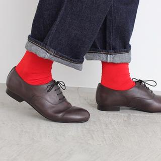 アトリエドゥサボン(l'atelier du savon)の革靴 ビュルデサボン レザーシューズ ペイントシューズ(ローファー/革靴)