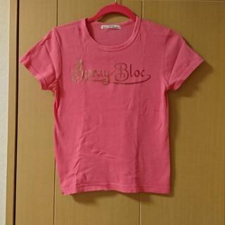 ヌール(noue-rue)の★格安 noue-rue(ヌール)Tシャツ ピンク★(Tシャツ(半袖/袖なし))