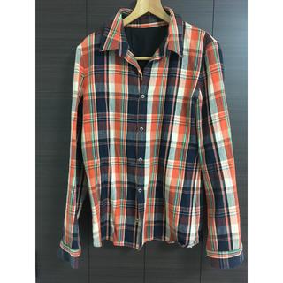 エイケイエム(AKM)のアタックザマインド7 チェックシャツ(シャツ)