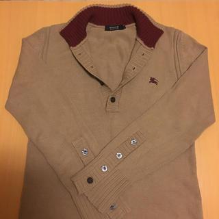 バーバリーブラックレーベル(BURBERRY BLACK LABEL)のバーバリー ブラックレーベル セーター(ニット/セーター)