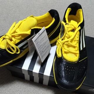 アディダス(adidas)の【テニスシューズ】27.0cm Adidas Adizero feather Ⅱ(シューズ)