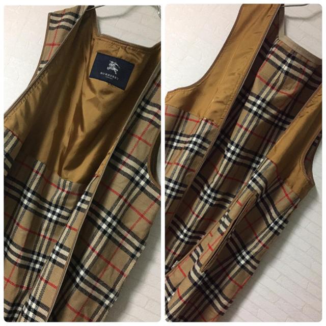BURBERRY(バーバリー)のBURBERRY 【人気】 ライナー ノバチェック メンズのジャケット/アウター(その他)の商品写真