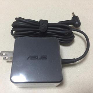 エイスース(ASUS)のASUS 電源 AC アダプター 19V 1.75A 4*1.35mm(PC周辺機器)