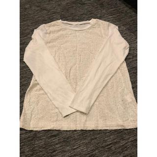 ジーユー(GU)の長袖(Tシャツ(長袖/七分))