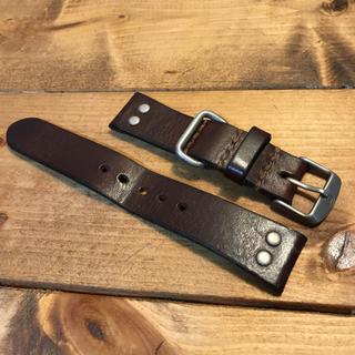 チュティマ(Tutima)のSTONEWALL ストーンウォール 腕時計ベルト ドイツ空軍タイプ  中古品(腕時計(アナログ))