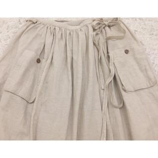 スズキタカユキ(suzuki takayuki)の巻きスカート(ロングスカート)