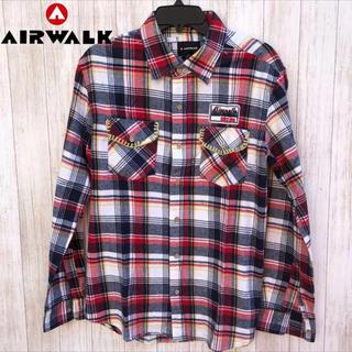 エアウォーク(AIRWALK)のAIR WALK チェックシャツ(シャツ)