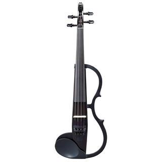 ヤマハ(ヤマハ)のYAMAHA SV130S 未使用品 サイレント バイオリン ブラック(ヴァイオリン)
