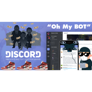 OMB(Oh My Bot)DiscordGroup Trial(その他)