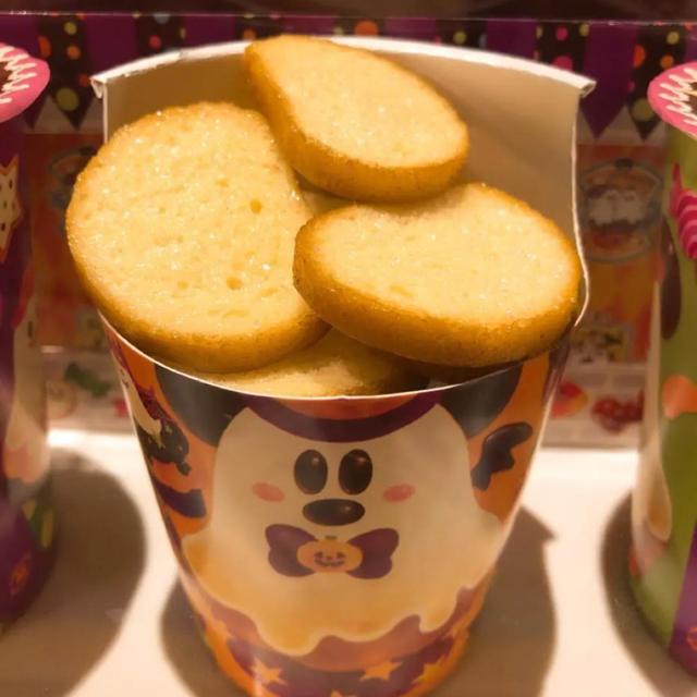 Disney(ディズニー)のディズニーハロウィーン☆ラスク☆ディズニーリゾート限定品 食品/飲料/酒の食品(菓子/デザート)の商品写真