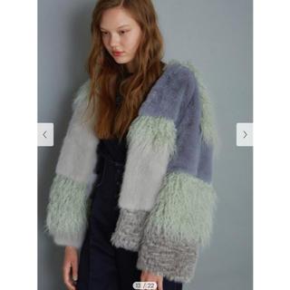 ファーファー(fur fur)のファーコート 2018AW(毛皮/ファーコート)