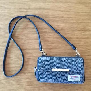 シマムラ(しまむら)のハリスツイード お財布ポシェット(財布)