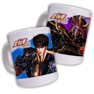 パチスロ 北斗の拳 修羅の国篇 マグカップ / Sammy スロット食器 コップ