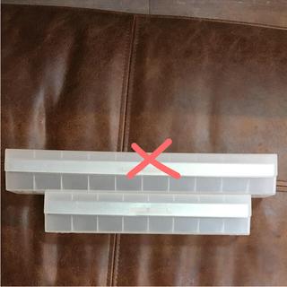 ムジルシリョウヒン(MUJI (無印良品))の無印良品 ラップケース セット(収納/キッチン雑貨)