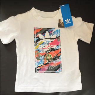 アディダス(adidas)のadidas オリジナルスキッズ Tシャツ 85(Tシャツ)