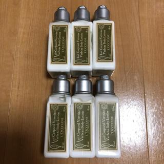 ロクシタン(L'OCCITANE)の新品 ロクシタン ヴァーベナ ボディーローション 6本(ボディローション/ミルク)