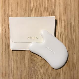 アユーラ(AYURA)の美品!アユーラ ビカッサプレート AYURA フェイス(フェイスローラー/小物)