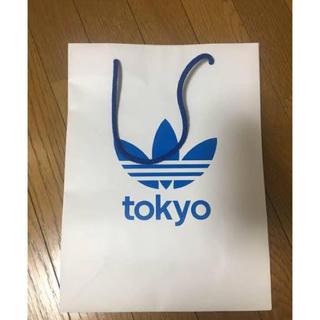 アディダス(adidas)のアディダス 東京限定(ショップ袋)