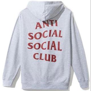 アンチ(ANTI)のやぎ0208様専用 ANTI SOCIAL SOCIAL CLUBパーカー(パーカー)