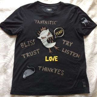 フェンディ(FENDI)のアルマンド兄さん様専用 フェンディ Tシャツ メンズMサイズ(Tシャツ/カットソー(半袖/袖なし))