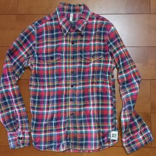 カトー(KATO`)のカトー チェックシャツ(シャツ)