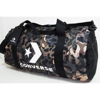 コンバース(CONVERSE)の新品コンバース日本未発売/米国限定CAMO迷彩2WAYダッフルバック(ドラムバッグ)