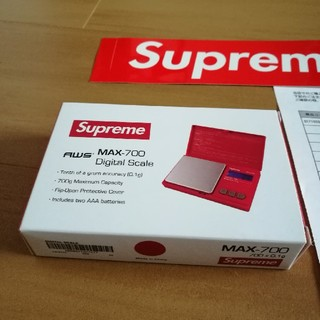 シュプリーム(Supreme)のsupreme AWS max-700 Degital Scale(調理道具/製菓道具)