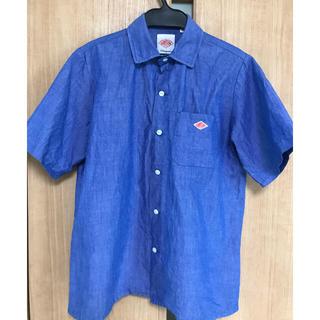 ダントン(DANTON)のdanton シャツ 36 半袖 値下げ中(シャツ/ブラウス(半袖/袖なし))
