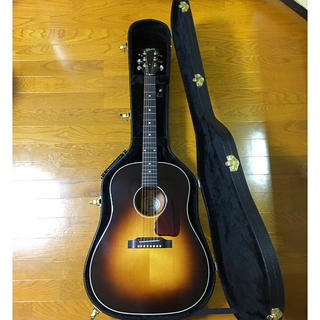 ギブソン(Gibson)の最終値下げ!【超美品】【格安】2018年製 Gibson J-45 スタンダード(アコースティックギター)