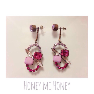 ハニーミーハニー(Honey mi Honey)のMulti color pierced(ピアス)