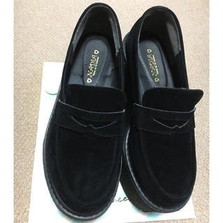 ナディア(NADIA)の厚底ローファー(ローファー/革靴)