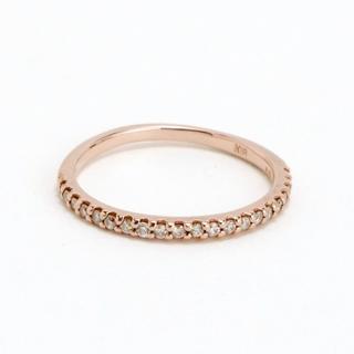 サマンサティアラ(Samantha Tiara)のサマンサティアラ K18 ダイヤモンド リング 4号 ピンキーリング(リング(指輪))