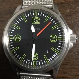 シン(SINN)のSinn×BEAMS model556 メッシュブレス付き(腕時計(アナログ))