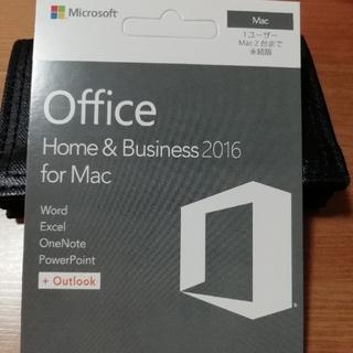 マック(Mac (Apple))のOffice  Mac (PC周辺機器)