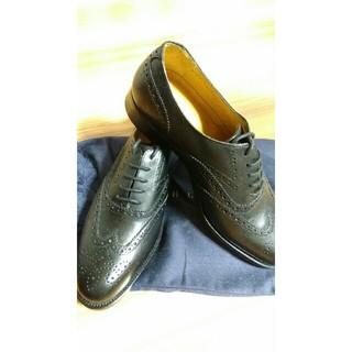 ラルフローレン(Ralph Lauren)のラルフローレン革靴 サイズ 9e(ドレス/ビジネス)