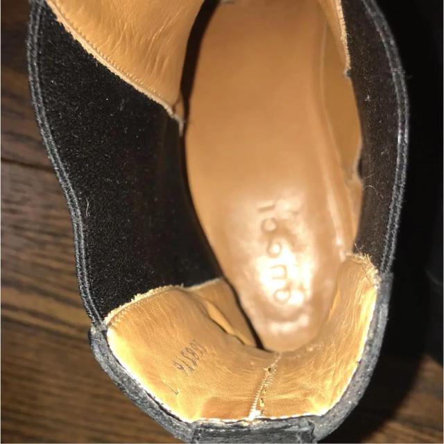Gucci(グッチ)のグッチ 高級ブーツ メンズの靴/シューズ(ブーツ)の商品写真