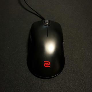 BenQ ゲーミングマウス ZOWIE FK2 本体のみ(PC周辺機器)