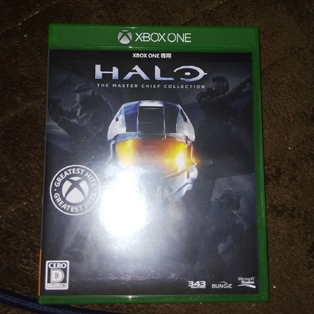 xbox halo the master chief collectionの通販 by バーソロミュー