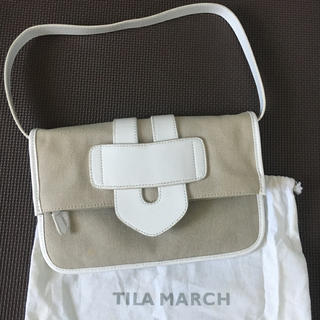 ティラマーチ(TILA MARCH)のTILA MARCH ティラマーチ ハンドバッグ クラッチバッグ(クラッチバッグ)