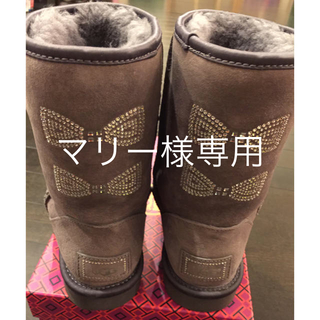 アグ(UGG)のマリー様専用 UGG ブーツ 25センチ  美品(ブーツ)