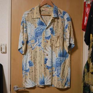 サンサーフ(Sun Surf)のSUN SURF 和柄アロハシャツ(シャツ)