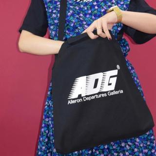 エーディージー(A.D.G)のA.D.G DASH-LOGO 3WAY BAG(ショルダーバッグ)