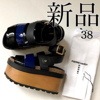 サカイ(sacai)の新品サカイ × ピエール アルディ ダブルネーム プラットホーム サンダル(サンダル)