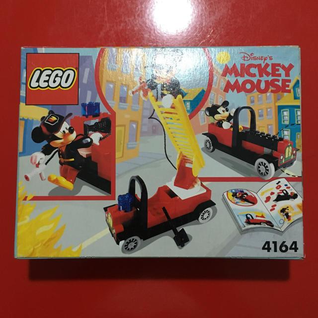 Lego(レゴ)のLEGO ディズニー ミッキー レア  エンタメ/ホビーのおもちゃ/ぬいぐるみ(キャラクターグッズ)の商品写真