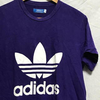 アディダス(adidas)のアディダス ビックロゴ(Tシャツ/カットソー(半袖/袖なし))