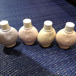 ラデュレ(LADUREE)のラデュレ ボディミルク 4本(ボディローション/ミルク)